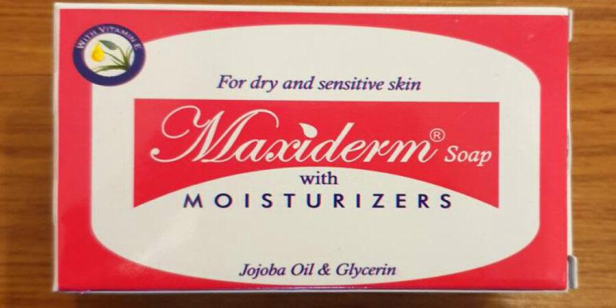MAXIDERM SOAP