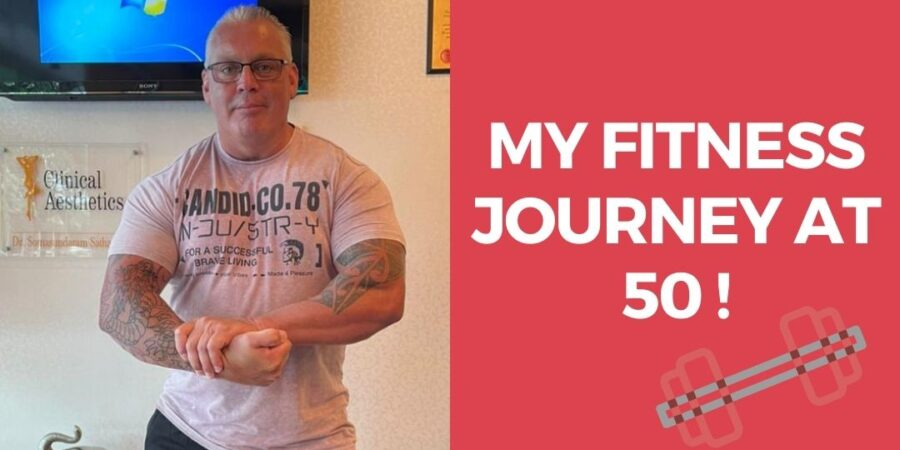 My Fitness Journey at 50